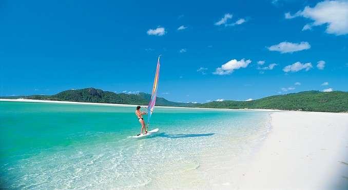 Bãi biển xinh đẹp ở Úc