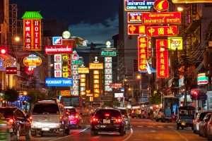Khu China Town