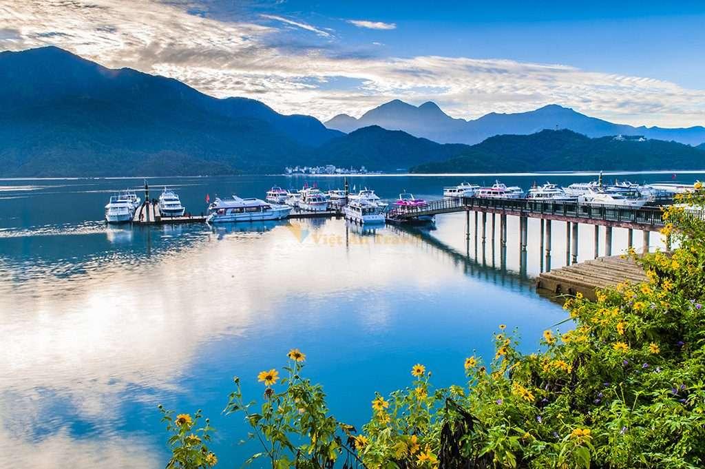 Đài Trung có nhiều địa điểm tham quan hút khách du lịch