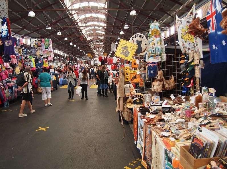 chợ South Bank của Brisbane