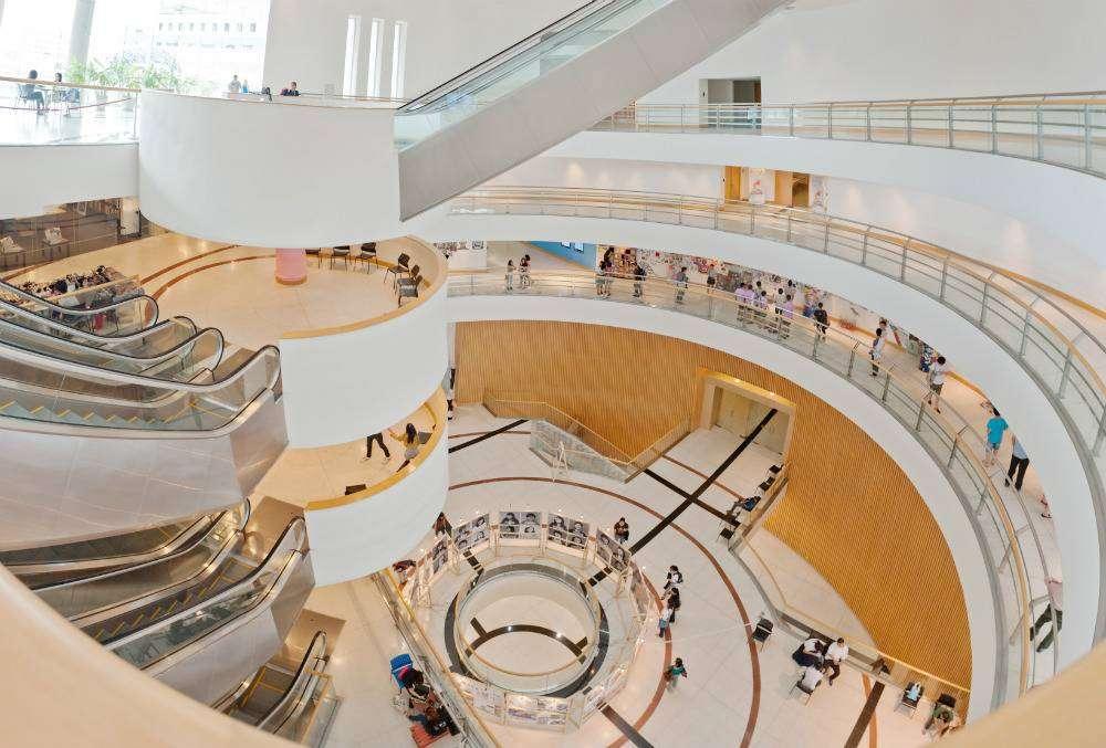 The Bangkok Art and Culture Center