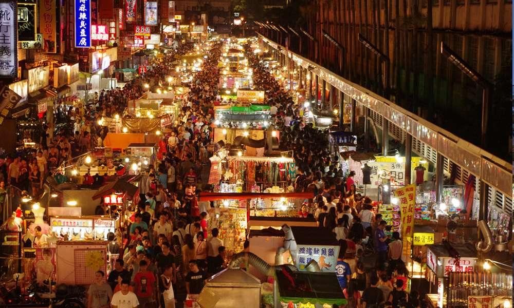 Thiên đường thời trang Đài Loan