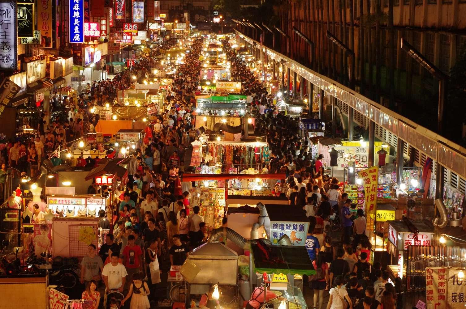 Các khu chợ đêm