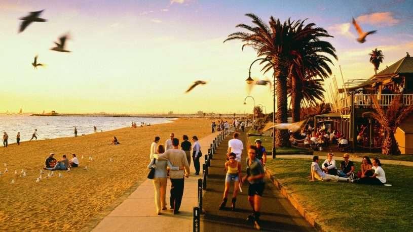 Du lịch Úc bất cứ mùa nào bạn muốn