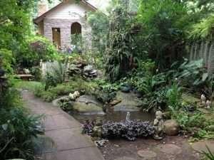Khu vườn bí mật ở núi Klangdong