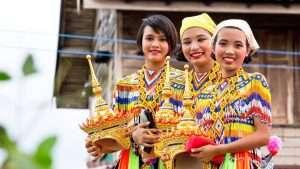 Người dân Thái Lan thật thà chất phát
