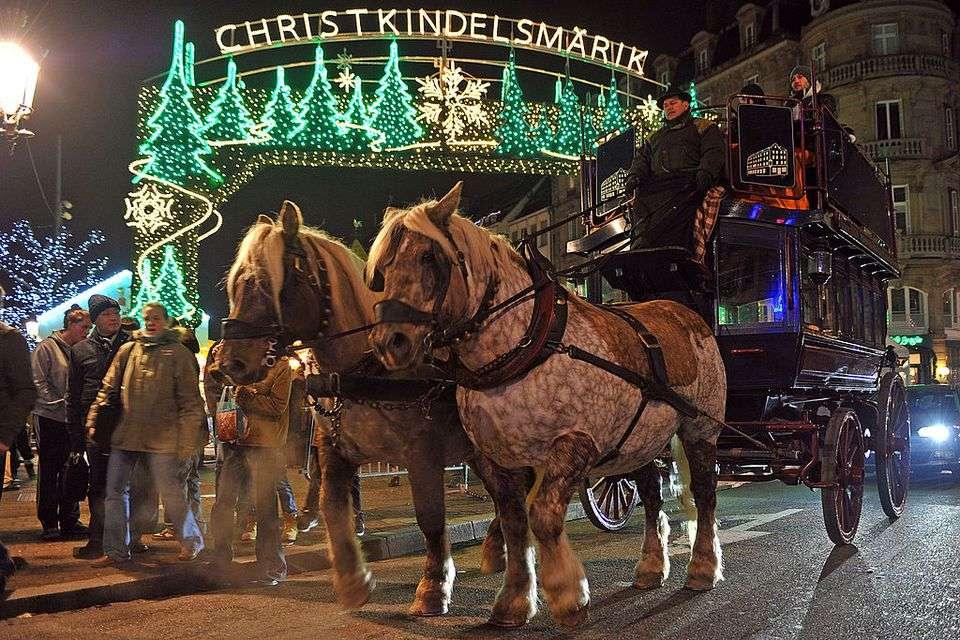 Những khu chợ Giáng Sinh duyên dáng và náo nhiệt