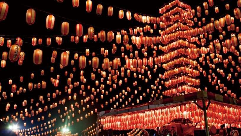 Sẽ là một đáng tiếc lớn cho bạn nếu đến Nhật Bản mà không kịp trải nghiệm một lễ hội văn hóa nào trong tháng 12
