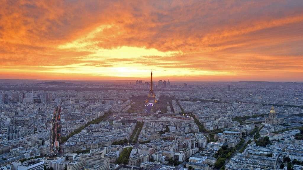 Paris - kinh đô hoa lệ của nước Pháp