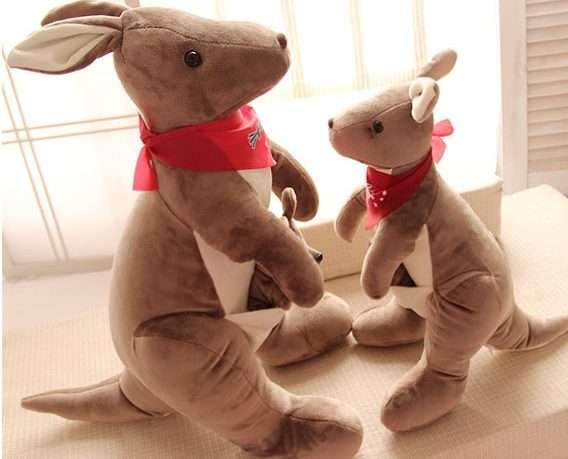 Chuột túi nhồi bông là món đồ nên mua làm quà tặng khi đi du lịch Úc