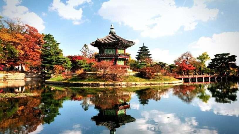 Mùa thu là thời điểm lí tưởng để khám phá Hàn Quốc