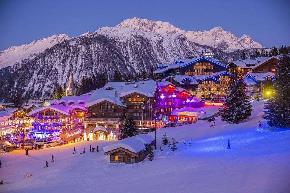 Mùa đông ở Pháp đừng quên tham gia môn Trượt tuyết hấp dẫn