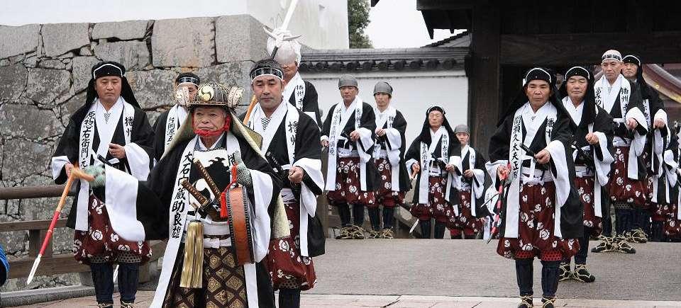 Lễ hội Ako Gishi-sai là minh chứng cho lòng tự hào về tình thần kiên trung bất khuất của con người Nhật Bản
