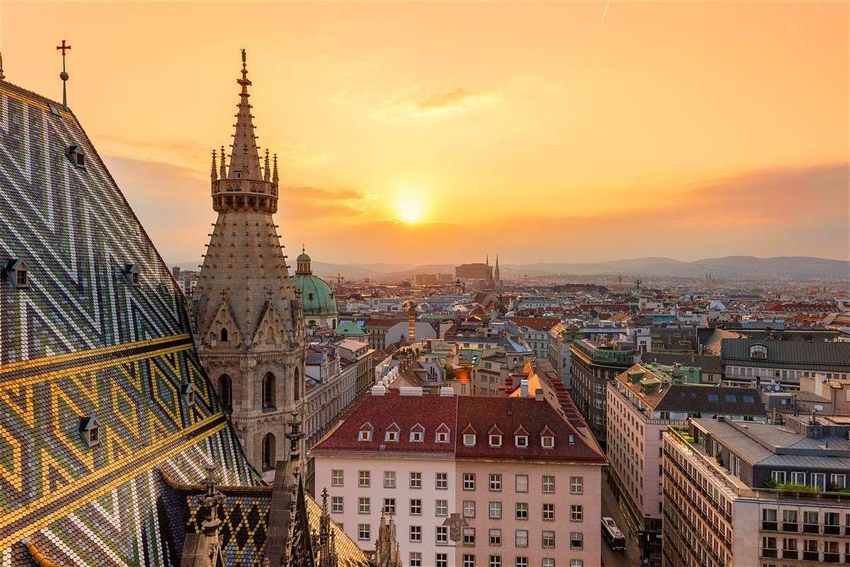 Vienna được ví như một quý ông lịch lãm