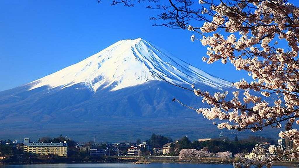 Phú Sĩ - biểu tượng của đất nước Nhật Bản