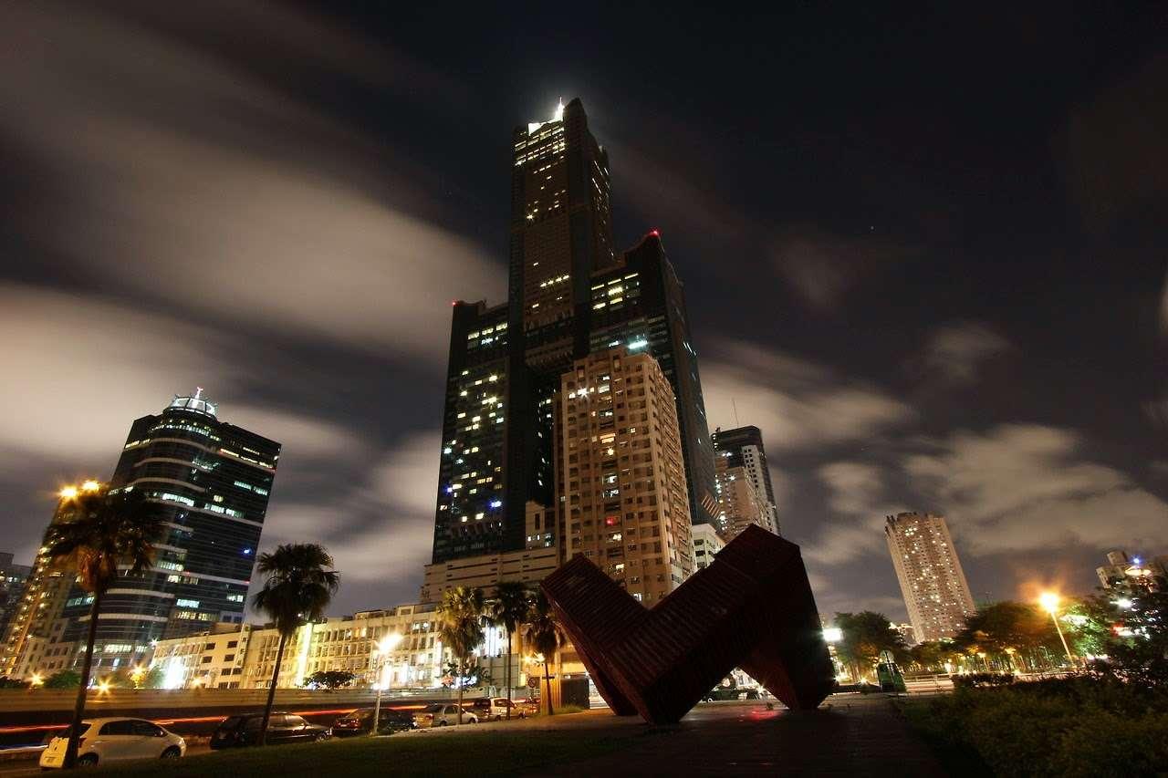 Tòa nhà chọc trời 85 tầng