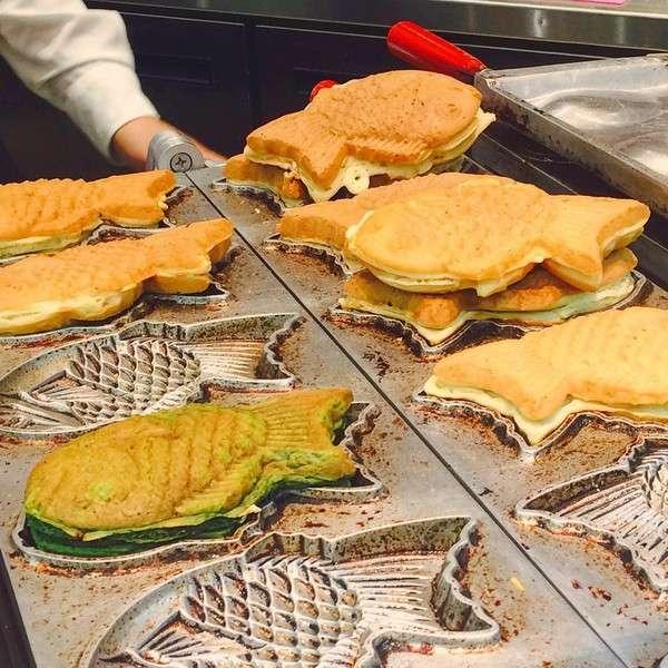 Bánh cá Boong-uh-ppang