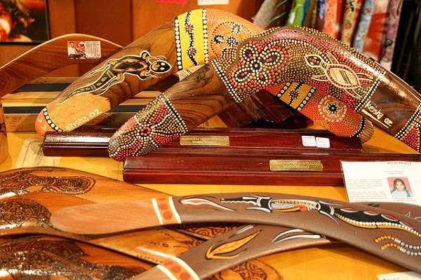 Nghệ thuật thổ dân làm nên nét văn hóa lớn và vô cùng đặc sặc tại Úc