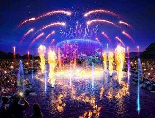 Công viên Hải Dương, điểm đến tuyệt vời cho những ai yêu thích biển và sinh vật biển.