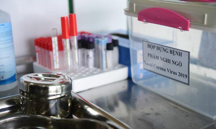 danh sách bệnh viện được chỉ định xét nghiệm virut corona tugo.com.vn